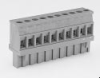 Metric Pin Spacing Screw-Cage Clamp Plug -- 36.205