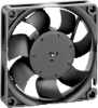 Axial Compact DC Fans -- 714 F -Image