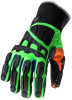 Ergodyne Proflex 925F(x)WP High-Visibility Lime 3XL EVA Foam/Neoprene/PVC/Thermoplastic Elastomer Cold Condition Gloves - Thinsulate Insulation - 720476-16197 -- 720476-16197