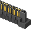 Q Rate™ High Speed Cable Assemblies High Speed Terminal Strip -- QRM8-DP Series - Image