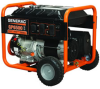 Generac GP6500 - 6500 Watt Portable Generator -- Model 5946