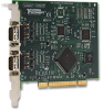 PCI-8431/2, 2 Port, RS485/RS422 Serial Interface -- 778980-01