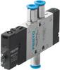 Air solenoid valve -- CPE10-M1BH-5L-QS-4 - Image