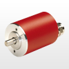 Solid Shaft - Absolute Programmable Encoder - HE 58mm