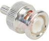 connector,rf coaxial,bnc straight plug,crimp-crimp,for rg 142,400 cable,50 ohm -- 70142620