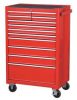 Rolling Cabinet,27-1/8 x18 x43-1/8,12 Dr -- 13H098