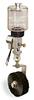 (Formerly B1743-4X06), Electro Chain Lubricator, 9 oz Polycarbonate Reservoir, Roto Brush Nylon, 120V/60Hz -- B1743-009B1NW11206W -- View Larger Image
