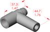 Angle Boot Insulator -- 16037 - Image