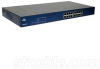 EtherWAN 16Port 10/100 Web-Smart PoE Switch -- 1023-SF-82