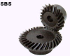 72mm PD Spiral Bevel Gears -- SBS4-1836L
