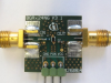 GPS / GLONASS / COMPASS LNA, Evaluation -- BGA824N6 BOARD