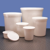 Specimen Containers with Lids -- 73128 -- View Larger Image