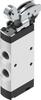 Roller lever valve -- VMEF-R-M52-E-G14 -Image