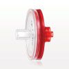 Hydrophilic Filter, Female Luer Lock Inlet, Male Luer Lock Outlet -- 28307 -Image