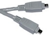 SPC TECHNOLOGY - SPC20013 - COMPUTER CABLE, IEEE 1394, 6FT, GRAY -- 423378