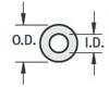 Transistor Insulators -- 4681 -Image