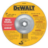 DEWALT 7 x 1/4 In. x 5/8-11Depressed Center Metal Grinding -- Model# DW4999