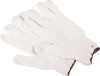 12 Pair Large Cotton / Poly Knit Gloves -- 8074619 - Image