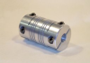 Bellows Aluminum Step-Beam™ Fixing Coupling -- BCA25