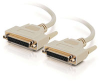 10ft DB25 F/F Extension Cable -- 2309-02645-010 - Image
