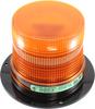 Star Warning Systems 203MVL Amber LED Beacon Strobe Light, .35A -- 47745