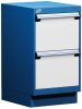 L Cabinet with Partitions, with Base (18
