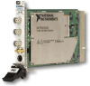 NI PXI-5122 14-Bit 100 MHz, 512 MB/ch Digitizer and SMT Software -- 778756-04