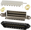 D-Shaped Connectors - Centronics -- 1116719-1-ND - Image