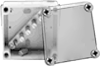 Transparent Screw Cover Enclosures - Series 55 - NEMA 4X -- S55200C