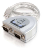 2ft USB to 2-Port DB9 Serial Adapter Cable -- 2403-26478-ADT - Image