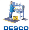 Desco Trustat X-Small ESD / Anti-Static Jacket 04650 -- DESCO 04650