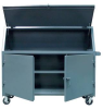 Slim-Line Mobile Construction Box -- 652UJBCA