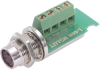 L-COM - MD44FT - CONNECTOR, MINI DIN AUDIO, JACK, 4WAY -- 280292