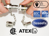 Ex Certified Connectors for Explosive Atmospheres - Image
