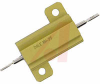 Resistor;Wirewound;Res 150 Ohms;Pwr-Rtg25 W;Tol 1%;Lug;Alum Housed;Military -- 70201473