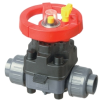 Praher T4 Series Diaphragm Valves -- 21101