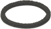 Gasket made from special foam for optimal sealing of structured surfaces DR 60/50x5 S05 EPDM-15 KE -- 10.01.06.01720 -Image
