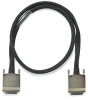 C68-C68-D4 Unshielded Cable, 2X68-Position VHDCI Offset, 1 m -- 195949-01