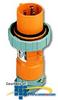Leviton 125/250 AC 3P4W Wiring Watertight Pin and Sleeve.. -- 430P12W