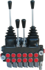 Chief™ Directional Control Valve with 2 Joy Sticks -- Model 220-951