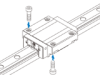 Linear Motion Guide SNR and SNS -- SNR55C-Image