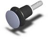 Dome Handle Pin - 4130 Shank - 5 mm Dia X 10 mm -- MDAAS-06-025
