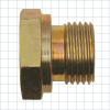Compression Type Hydraulic Fittings -- 1/2 BSPP Reducing Adaptor