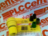 CONNECTOR, POWER ENTRY, PLUG, 15A; CONNECTOR TYPE:POWER ENTRY; SERIES:WATERTITE; CURRENT RATING:15A; CONNECTOR COLOR:YELLOW; VOLTAGE RATING VAC:125V; -- 14W47 - Image