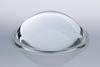 Plastic aspheric lens, 7.66mm FL, 8.00mm diameter, uncoated -- LAP0808 -Image