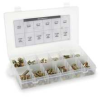 Machine Screw Assortment,214 Pc,Metric -- 1KZL3