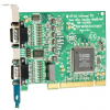 2 Port RS422/485 PCI Serial Card With Opto Isolation -- UC-310