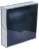 Black Glass Surface Panel Heater Style RG