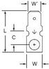 RING TERMINAL -- 07-10-250 - Image