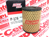 BALDWIN P-176 ( OIL FILTER ELEMENT FULL-FLOW ) -- View Larger Image